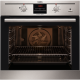 AEG BE330362KM Single Built In Electric Oven Fan Oven 72 Litres