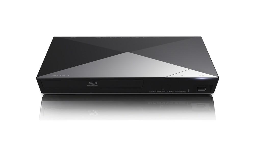 Sony BDPS6200 Blu-ray Disc Player 4K with Integrated Wi-Fi MP3