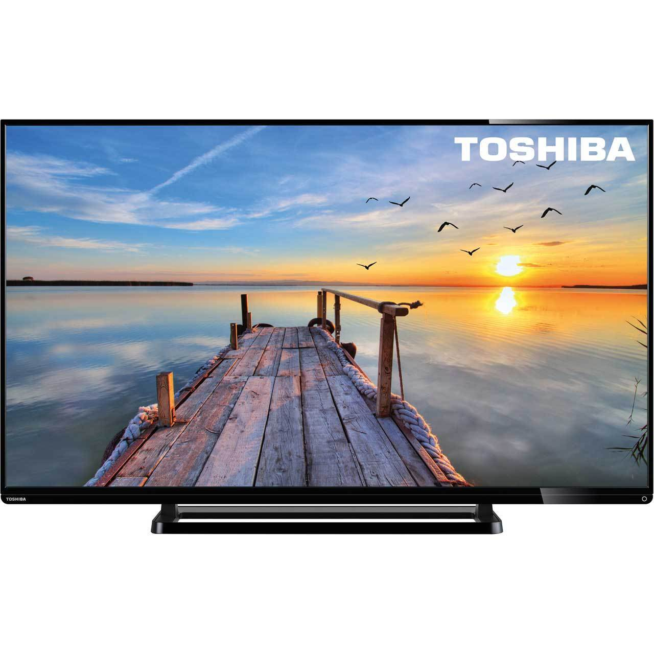 "Toshiba 50L2556 LED TV 50"" Full HD Freeview HD USB Playback"