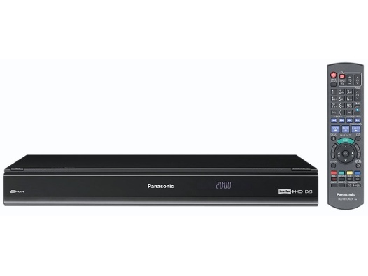 Panasonic DMRHW100EBK HD Recorder Freeview+ 320GB HDMI Output