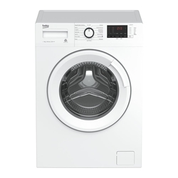 beko wtb741r2w 7kg 1400 spin washing machine white a 7145841900 wtb741r2w total. Black Bedroom Furniture Sets. Home Design Ideas